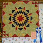 2005 Quilt Show - (E) Pieced Small Machine Quilted