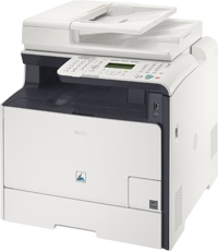 download Canon i-SENSYS MF8350Cdn printer's driver