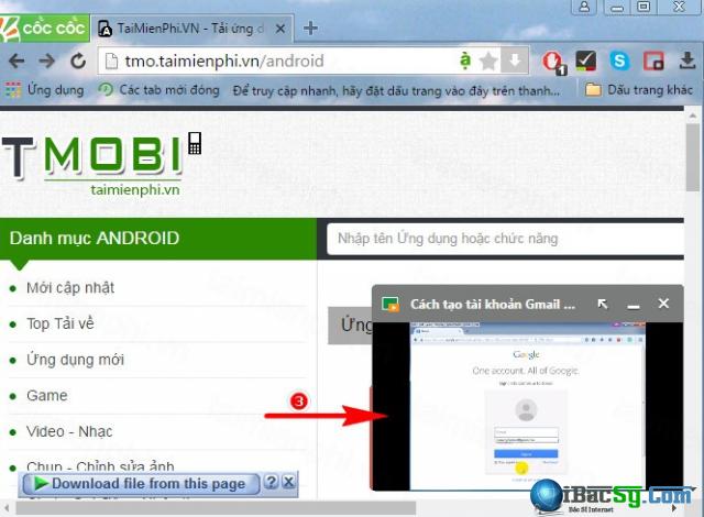 Tải cài đặt Cốc Cốc - Trình lướt web free cho Windows + Hình 6