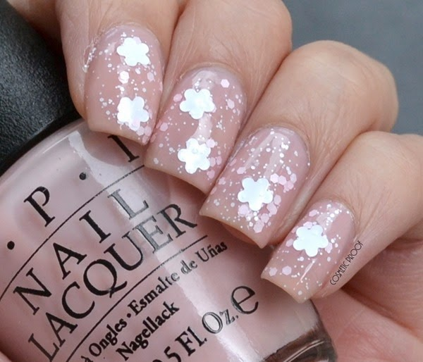 OPI Softshades Put It In Neutral and Petal Soft  Swatch Review (3)