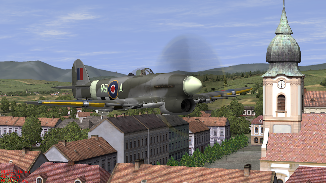 Sweet FX pour IL2 1946 - Check-Six Forums