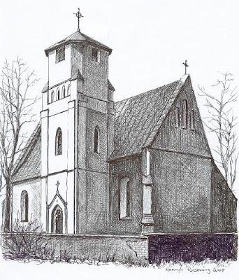 Kościół filialny p.w.  św. Antoniego w Niemstowie