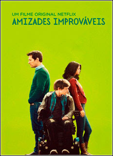Amizades Improváveis (2016) Torrent BRRip Blu-Ray 720p / 1080p Dual Áudio