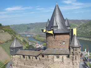 Photo: Burg Stahleck