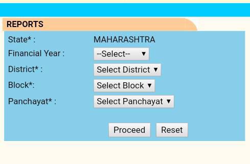 MNREGA job card list|