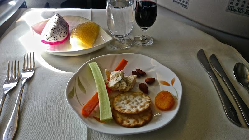 DSC 0834 - REVIEW - EVA Air: Royal Laurel Business Class - Bangkok to London (B77W)