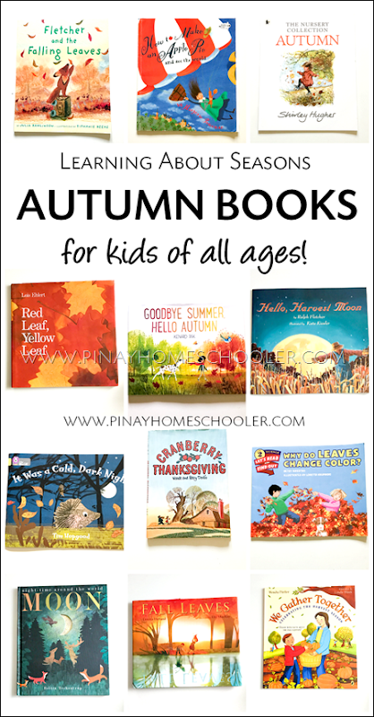 Collection of Autumn Books for Kids