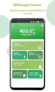 Magic Cleaner For Whatsapp Screenshot