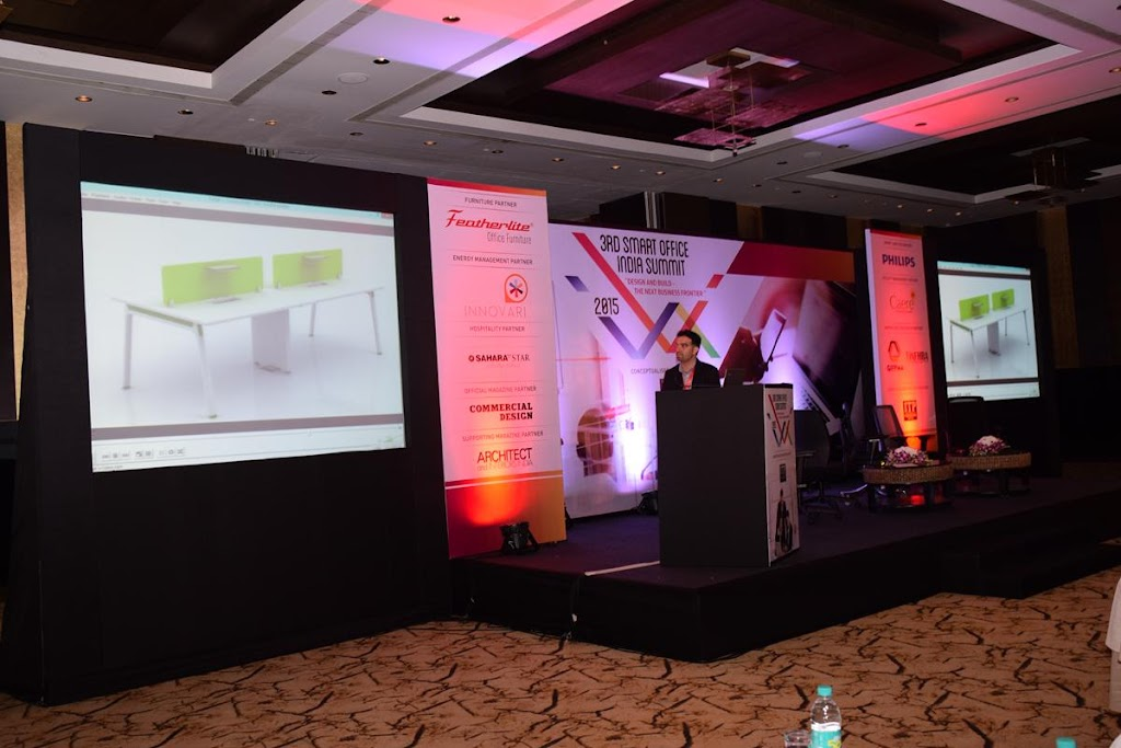 Smart Office India Summit - Sahara Star 13