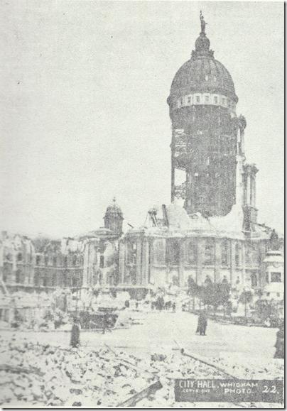 SF City Hall 1906