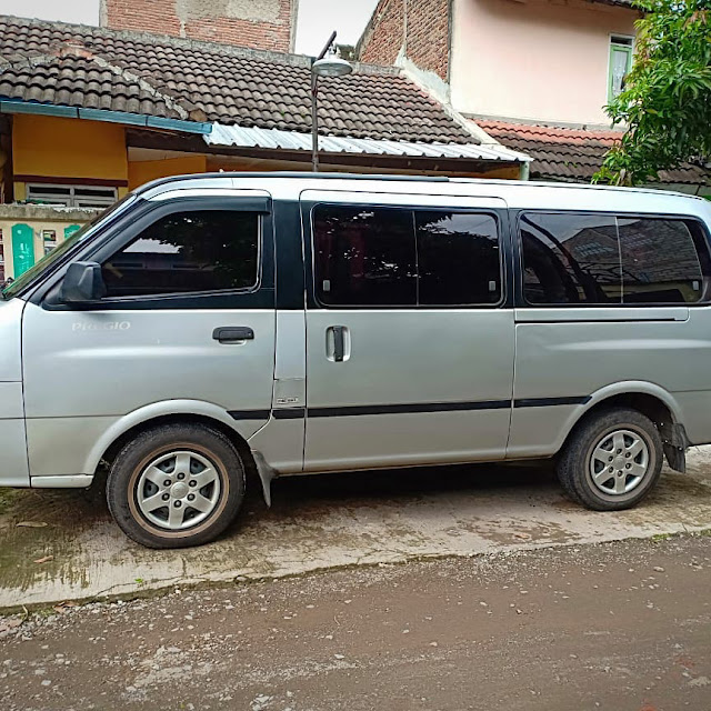 Rental Mobil Pregio Bandung