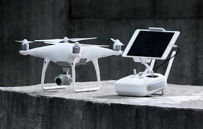 Tentera Amerika Syarikat Mengharamkan Anggota Menggunakan Dron Buatan DJI