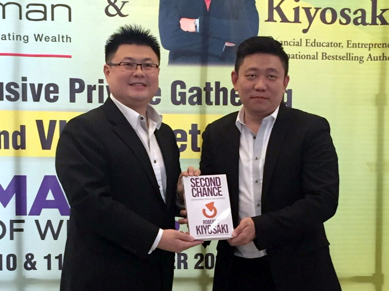 Win FREE Tickets to Robert Kiyosaki Live in Malaysia