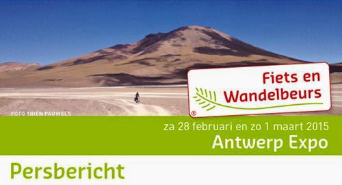 Fiets en Wandelbeurs Antwerpen