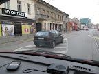 Parkování v Osijeku je podobné jako v Plzni: Kam to postavíš, tam to stojí...