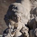 2011.12.02. - Szentháromság szobor felújítása