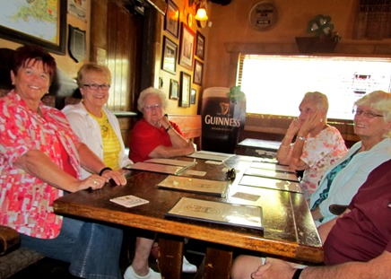 1703094 Mar 26 Barb Betty Mary Barb Ann At McSharrys