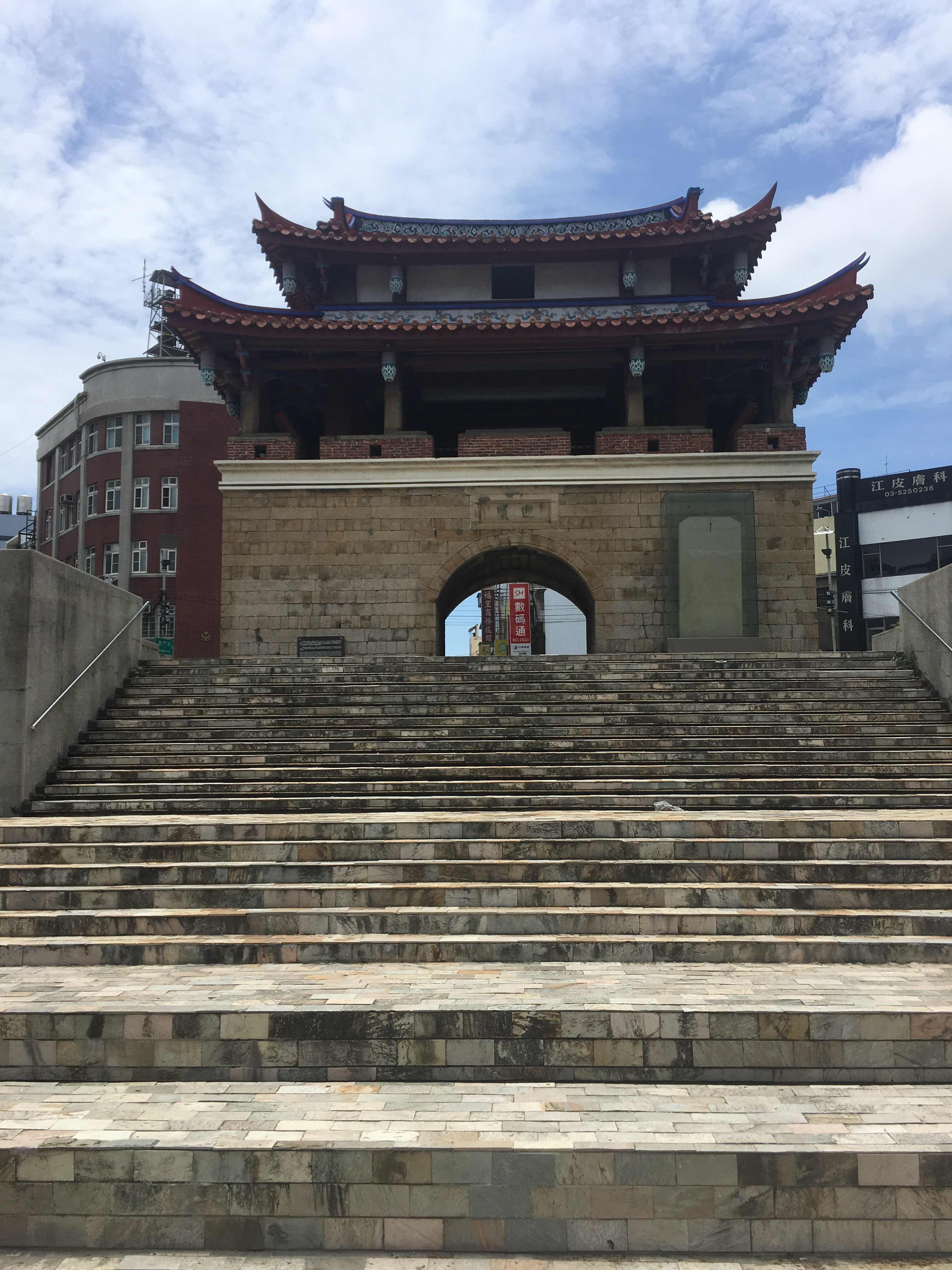 east gate Hsinchu taiwan