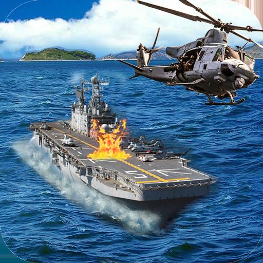 ヘリコプターガンシップストライク戦争 動作 App LOGO-硬是要APP