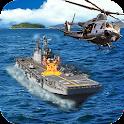 Helicopter Gunship Strike War icon