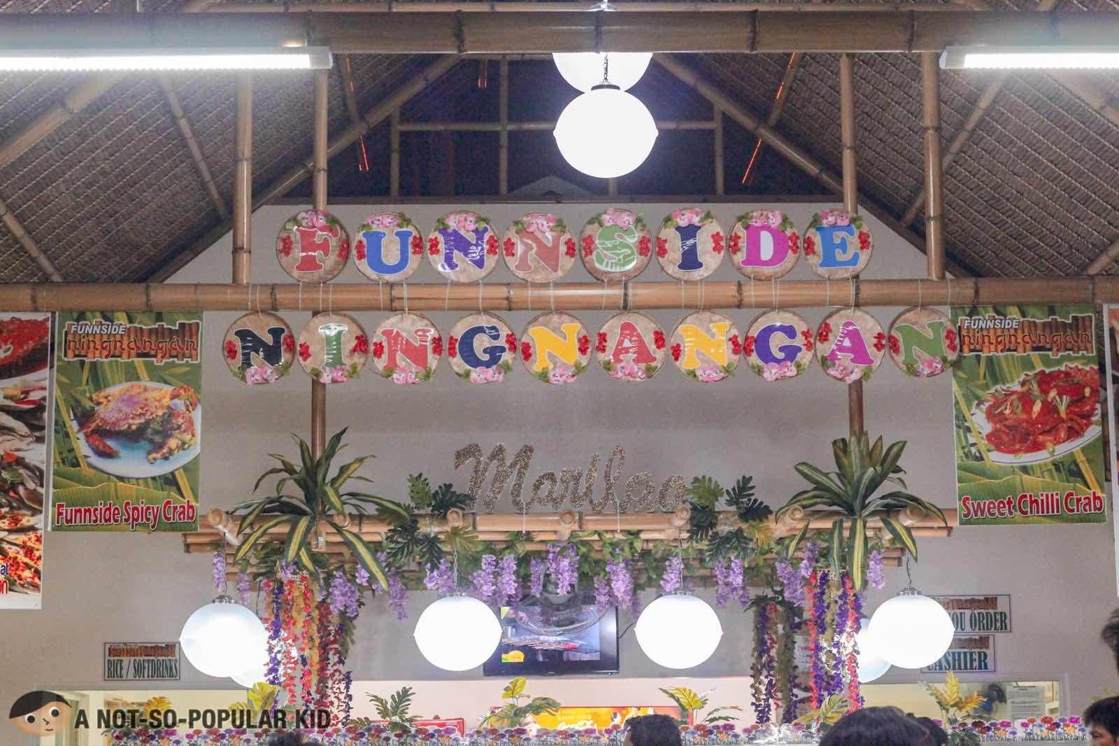 Funnside Ningnangan in Marilao, Bulacan