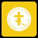 Mt. Zion Baptist Church icon