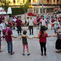 Festa infantil i taller balls tradicionals a Sant Llorenç  20-09-14 - IMG_4430.jpg