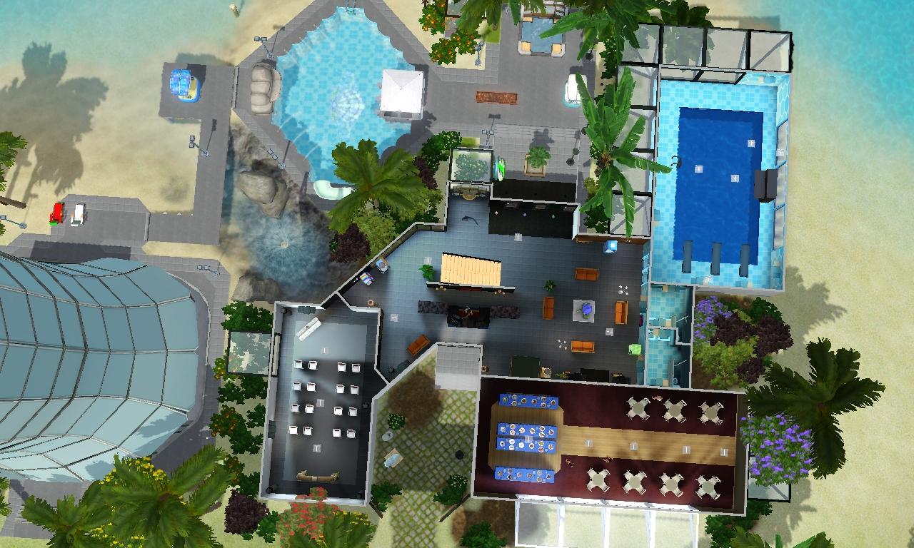 [Tutorial] Cómo tener un hotel 5 estrellas sin necesidad de gastar simoleones. Screenshot-67