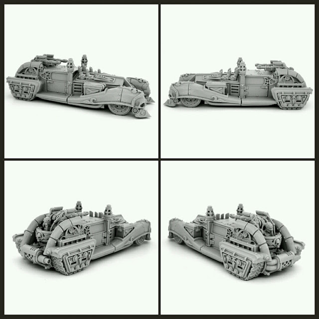 ARMORED CAR wargame exclusive