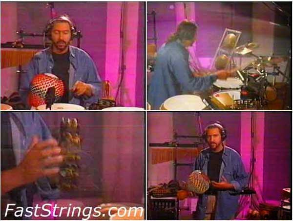 Luis Conte - The Studio Percussionist