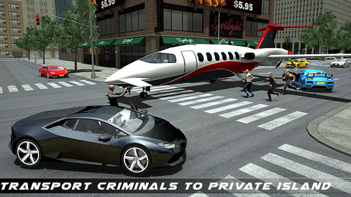 Vegas Crime City Airplane Transporter 5.0 Cheat screenshots 2