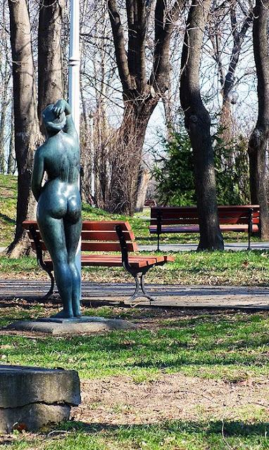 statuie gradina publica braila