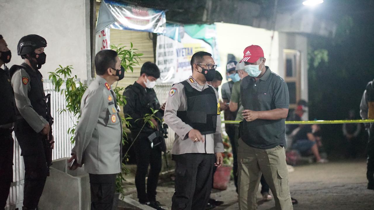 Kata Kapolresta Bandung Polda Jabar Terkait Dua Orang di Cangkuang di Jemput Densus 88
