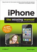 iPhone: The Missing Manual, 4th Edition