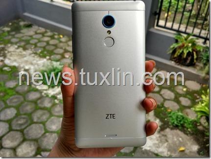 Benchmark ZTE Blade A711