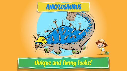 Kids Discover - Dinosaurs