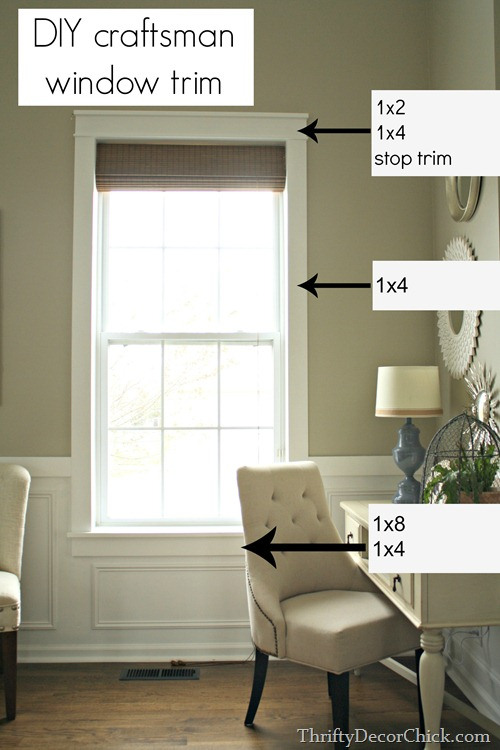 window trim how to