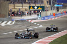 Lewis Hamilton VS Nico Rosberg, Mercedes W05