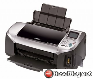 Epson R300 Waste Ink Counter Reset Key