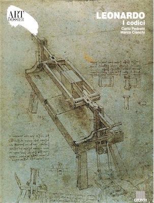 Leonardo - I Codici -Art dossier Giunti (1995) Ita