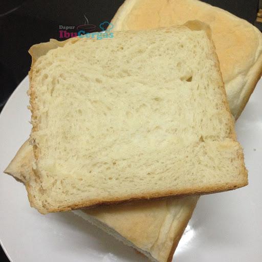 resepi roti putih
