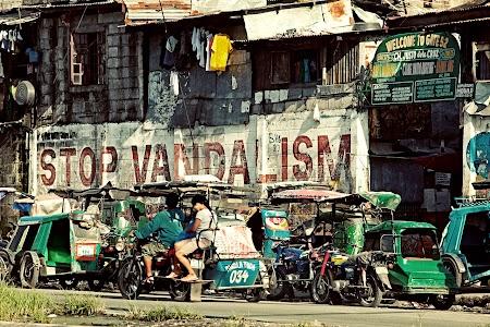 Stop Vandalism