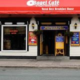 Bagel Cafe - one of the most family-friendly restaurants in St. John's, Newfoundland
