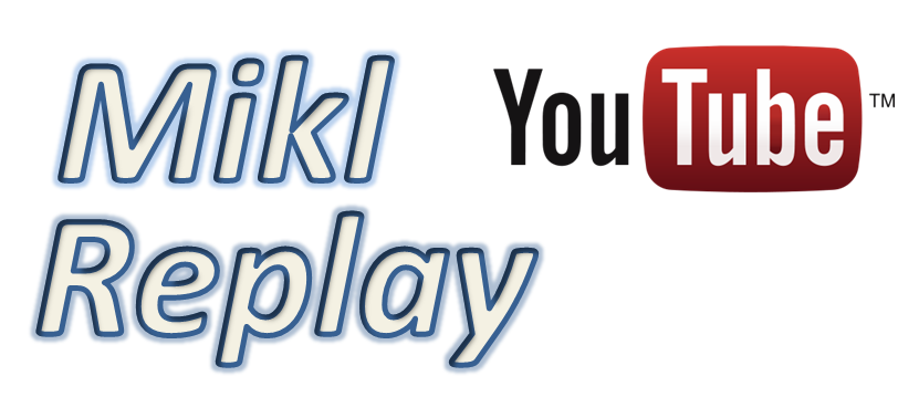 YouTube : Mikl Replay