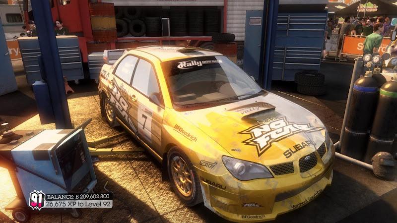 รายการรถกลุ่ม Rally ใน DiRT2 N12-00