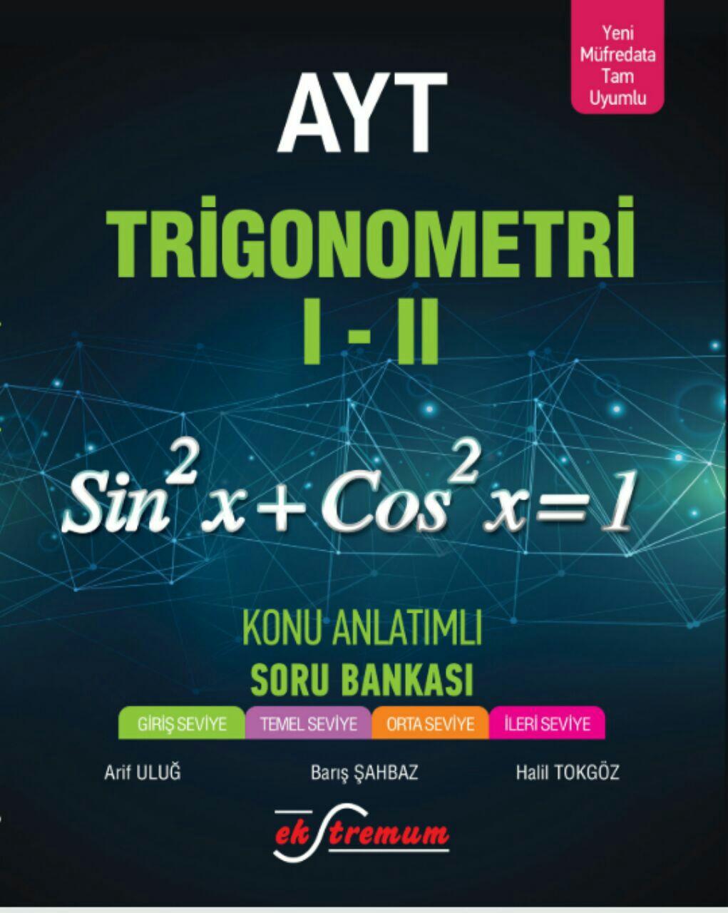 Ekstremum TRIGONOMETRI I-II (2019-2020)