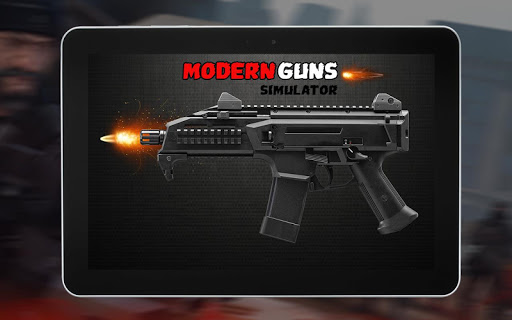 senjata modern yang simulator 1.1.6 screenshots 8
