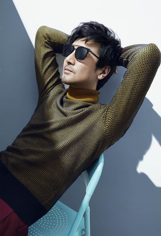 Edward Zhang Luyi China Actor
