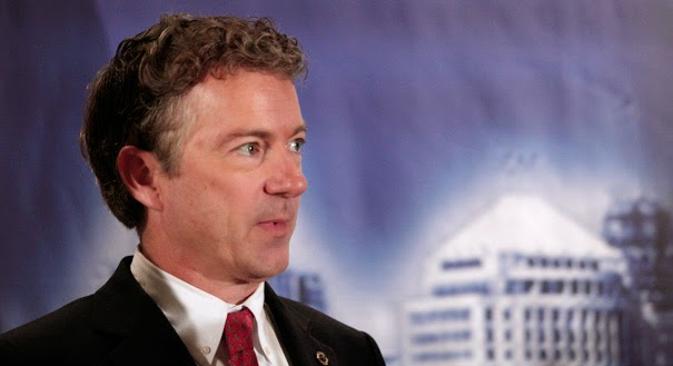 Sen. Paul says GOP is silent about some parts of the Constitution