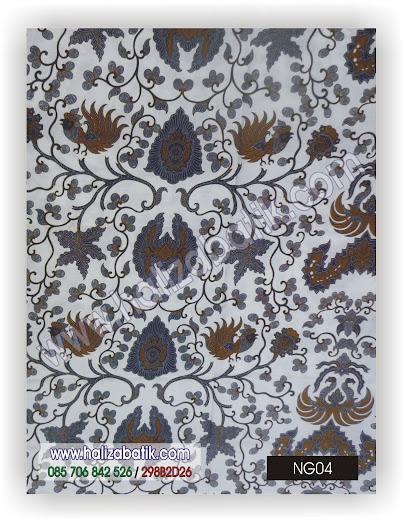 Baju Batik Modern, Seragam Batik, Grosir Baju Batik, NG04